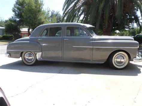 Dodge 4 Door by 1950 Dodge Coronet 4 Door Sedan For Sale In Hemet California United States
