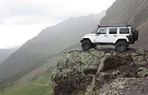 Ouray Jeep Trails Imogene Telluride To Ouray Colorado