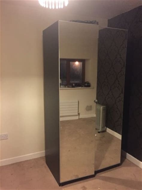glass front wardrobe for sale in longford town longford