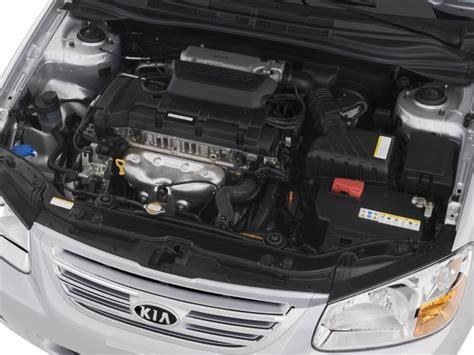 Kia 2003 Engine Image 2008 Kia Spectra 4 Door Sedan Auto Ex Engine Size