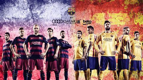 wallpaper barcelona team 2015 fc barcelona 2015 2016 team newhairstylesformen2014 com