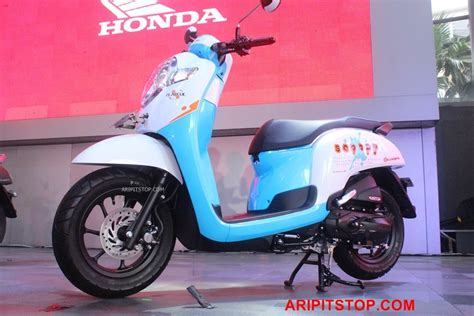 Lu Led Untuk Motor Scoopy aripitstop 187 galeri all new honda scoopy retro fashionable yang modern