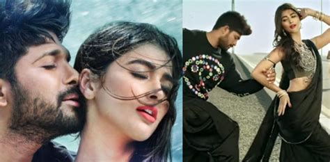 actress name of dj movie 5 pics of allu arjun pooja hegde from dj that can give
