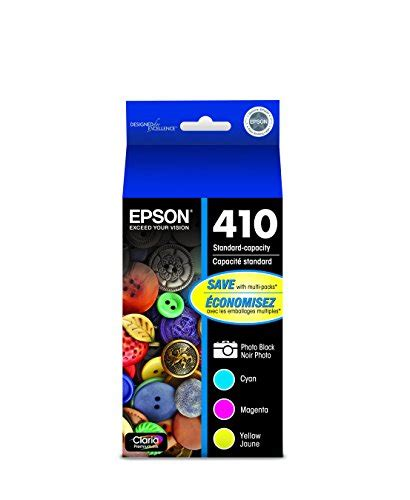 F1 Ink For Epson L Series Photo Cyan 100m claria t098920 98 high capacity inkjet cartridge