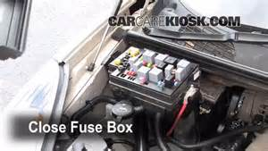 blown fuse check 2002 2007 buick rendezvous 2005 buick