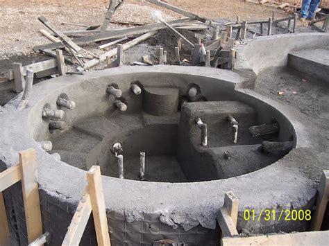 Gunite Tub gunite pool installation photos and information southton east hton pool construction