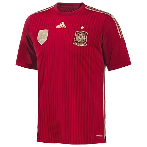 Adidas Spain Home Jersey Original Word Cup 2014 Size M spain 2014 home jersey