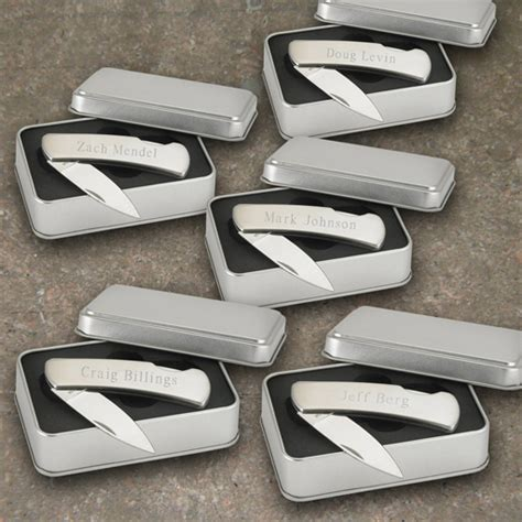 personalized pocket knives cheap personalized pocket knives for your groomsmen