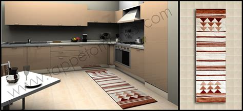 tappetini da cucina tappetini cucina tappetomania