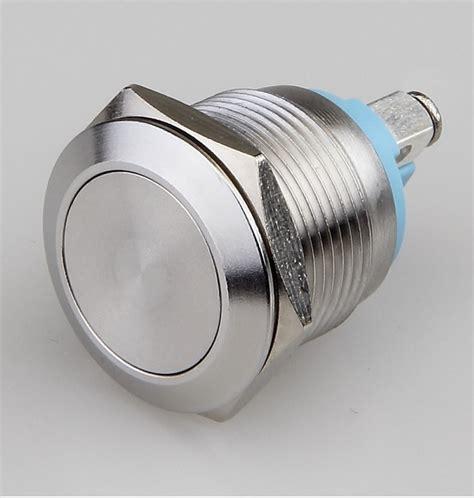 Push Button Diameter 22mm 22 mm momentary n o push button switch pilotlights net
