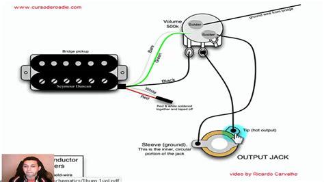 Como Ligar A Guitarra aula liga 231 227 o de captador de guitarra h1 v1