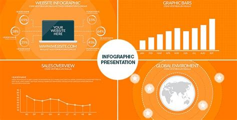 Best After Effects Infographic Templates 56pixels Com After Effects Infographic Template