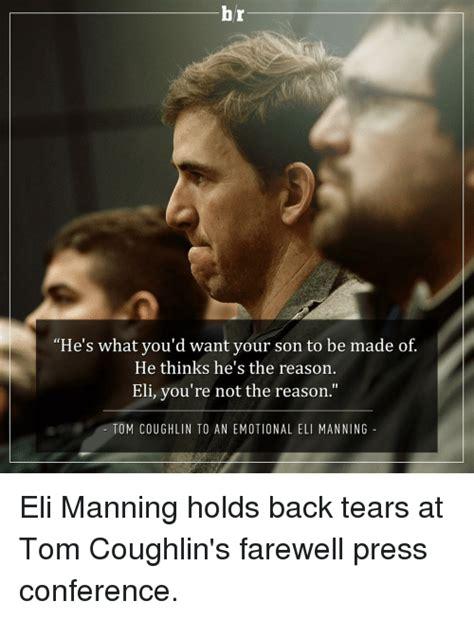 Tom Coughlin Memes - 25 best memes about eli manning eli manning memes