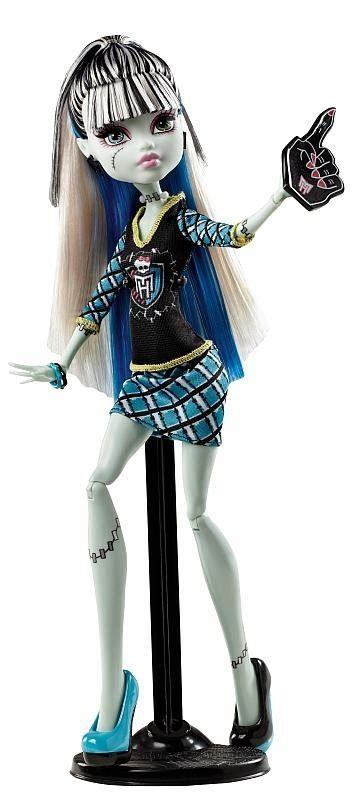 high ghoul spirit lalka frankie stein high za zabawki empik