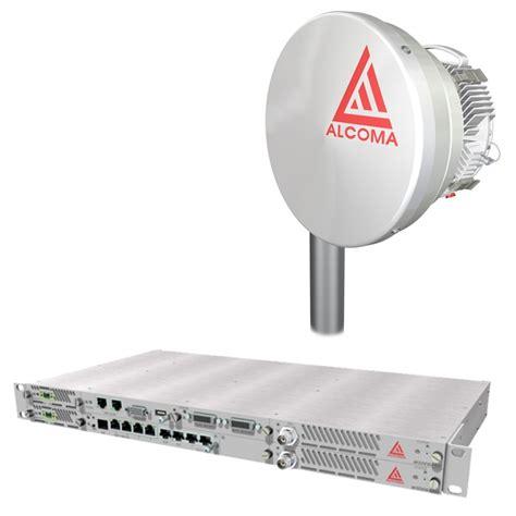 Antena Microwave idu odu spoje 187 alcoma