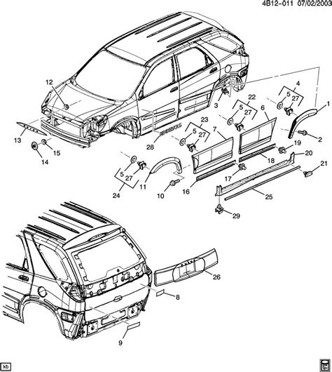 service manual car engine repair manual 2006 buick rendezvous free book repair manuals 2004