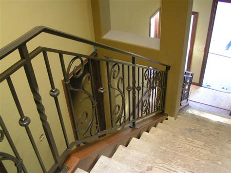 Banister Guard Home Depot by Home Depot Balusters Interior Interior Railings Iron