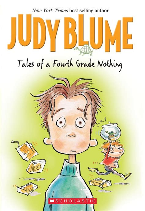 tales of a fourth grade nothing book report tales of a fourth grade nothing by judy blume scholastic