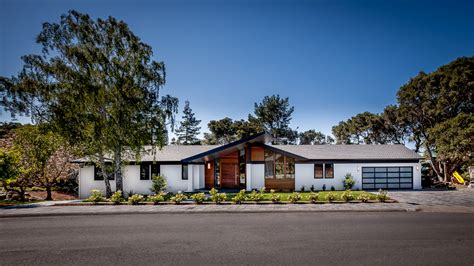 modern ranch mid century modern ranch home design