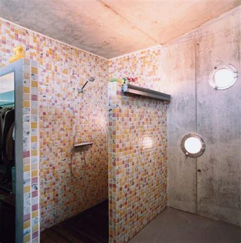 Kleines Bad Mosaikfliesen by Kleines Bad Einrichten 50 Vorschl 228 Ge Daf 252 R Archzine Net