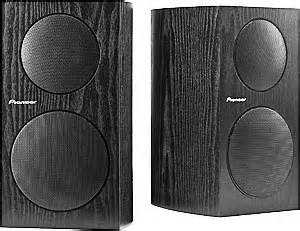 pioneer sp bs21 lr manual bookshelf loudspeaker system