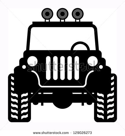 jeep silhouette jeep logo clipart clipart suggest