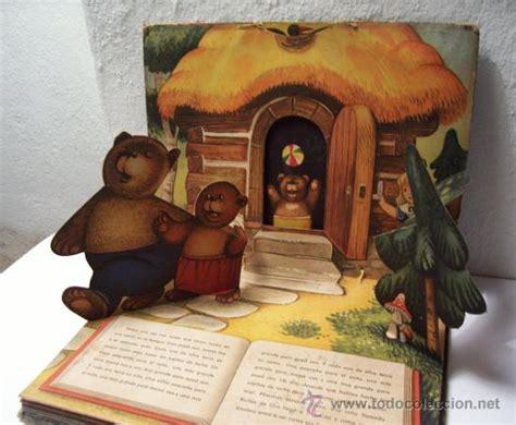 ricitos de oro troquelados ricitos de oro y los tres ositos los tres cer comprar libros antiguos de cuentos en