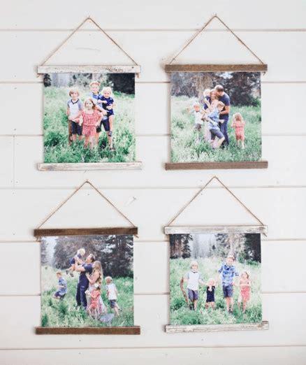 hanging prints photobarn 9 99 wood shaped photoboards and canvas