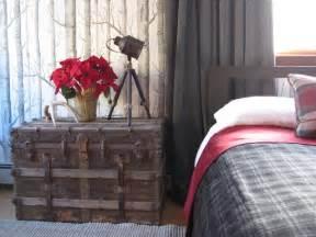 Rustic Chic Bedroom Decor - rustic chic masculine bedroom design eclectic bedroom
