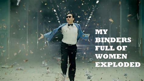 Binders Full Of Women Meme - who has a bigger funny bone democrats or republicans