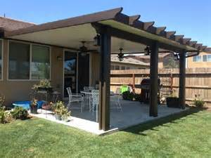 solid roof patio cover plans 25 best ideas about aluminum patio covers on