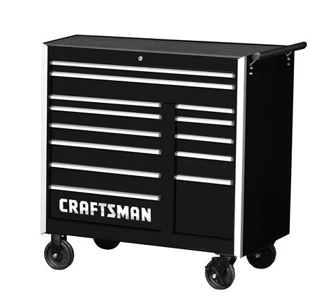 craftsman professional cabinet saw craftsman 42 quot 13 pro rolling cabinet with