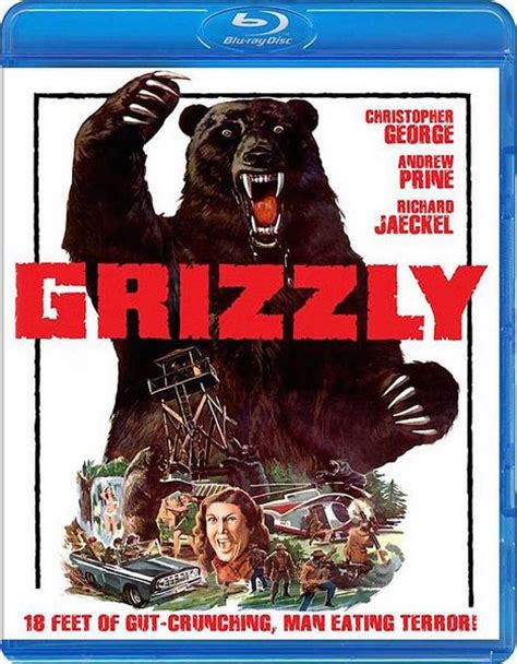 grizzly 1976 quotes imdb grizzly 1976 william girdler christopher george andrew