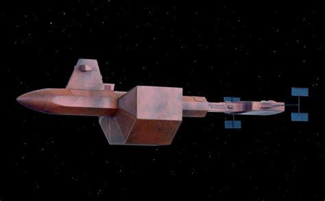 Sleeper Ship by S S Botany Bay 1 2 Studio Scale 21 5 Sub Light Sleeper