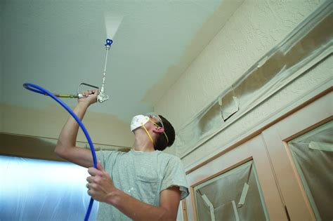 Paint Sprayer For Ceilings extension poles and wands airless paint sprayers
