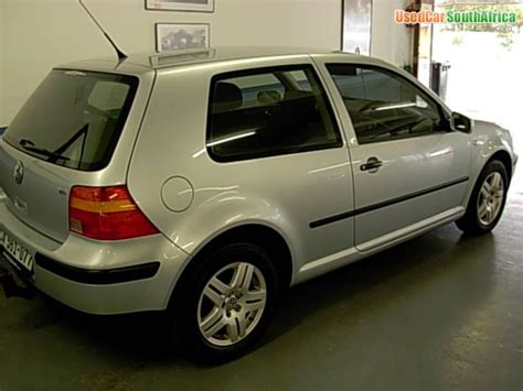 Used Cars Port Elizabeth by 2003 Volkswagen Golf 4 1 6 Used Car For Sale In Port