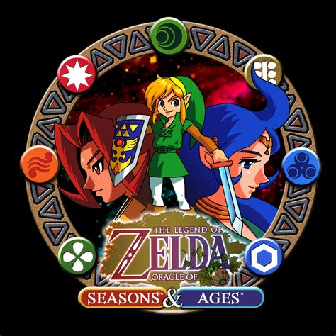the legend of oracle of seasons oracle of ages legendary edition the legend of legendary edition the legend of oracle of ages and oracle of seasons