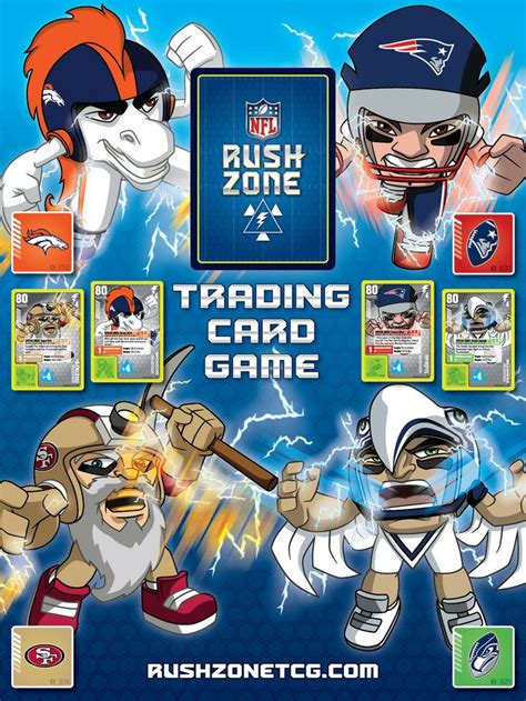 Nfl Com Gift Card - 12 best images about nfl rush zone trading card game on pinterest nyc nfc