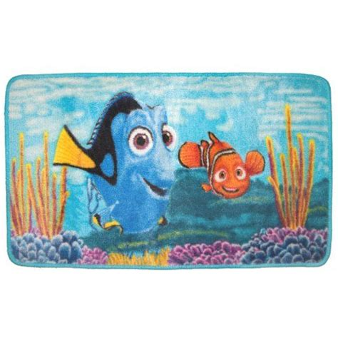 finding nemo rug 25 best images about bathroom ideas on disney pallet wall decor and room