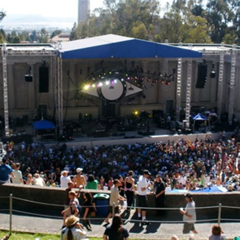 greek theatre berkeley california