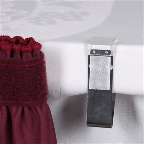marko 5120mp table skirting clip for velcro backing