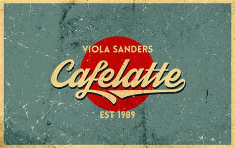 vintage style 40 free retro fonts not only for hipsters