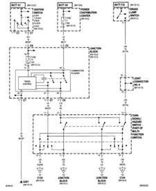 dodge ram 1994 2001 2nd generation turn signal hazard and brake lights diagnostic dodgeforum