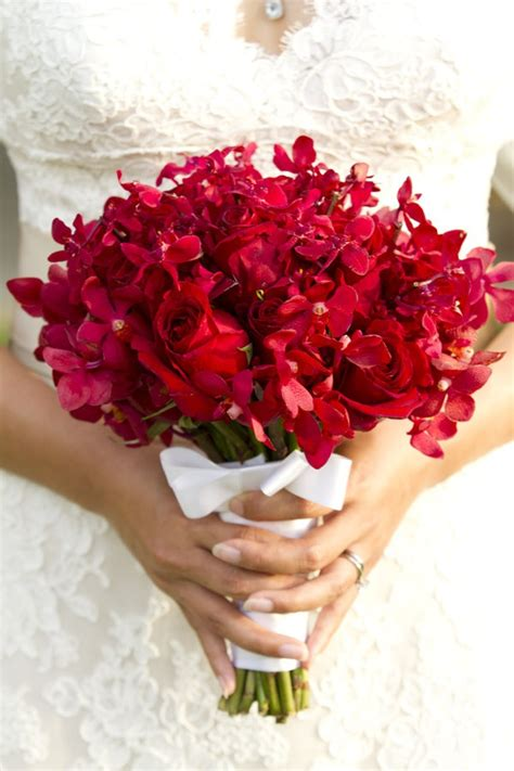 Beautiful Wedding Flowers by Picture Of Beautiful Bright Summer Wedding Bouquets