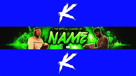 Best Photoshop Nba 2k17 Banner Template Youtube 2k17 Banner Template