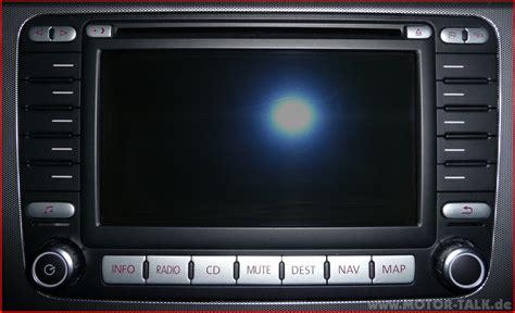 Vw Auto Navigationssystem by Navi 1 Ausbau Des Vw Navigationssystem Passat 3c Vw