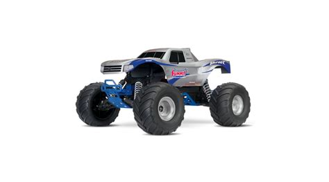 bigfoot summit monster truck 1 10 bigfoot 2wd monster truck brushed rtr summit edition