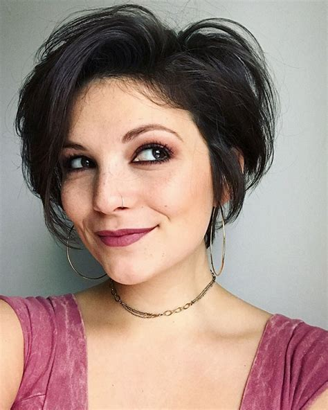 35 new cute hairstyles for short hair 2019