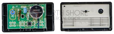 Chamberlain 950cb Garage Door Opener Remote Transmitter Liftmaster 971lm 1 Button Remote