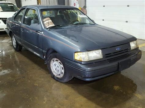 online auto repair manual 1990 ford tempo navigation system auto auction ended on vin 1fapp31x7rk113328 1994 ford